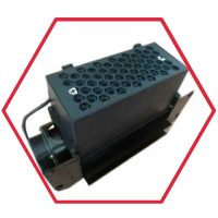 Ventilador esterilizador y purificador de aire en cabina